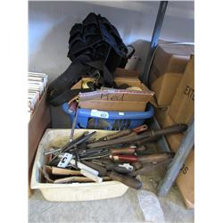 Tool Bag, Files & Other Hand Tools