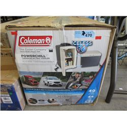 Coleman Thermoelectric Cooler - No Power Cord