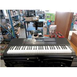 Casio Electronic Keyboard - Store Return