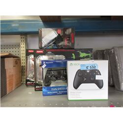 3 Drones & 2 Wireless Game Controllers