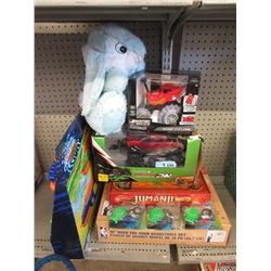 9 Children's Toys - Store Returns