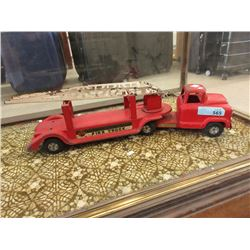 1950s Buddy L Extension Ladder Fire Truck