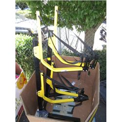 Standing Boat Rack - Store Returns