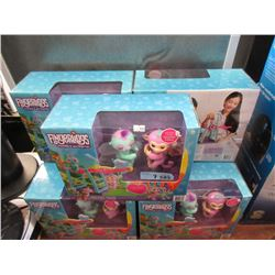 7 New Fingerlings Monkeybar Playsets