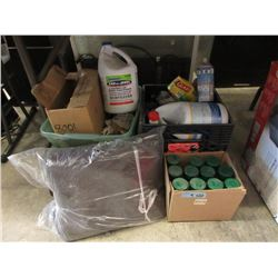 Insect Spray, Tools & Household Goods