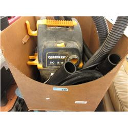 Workshop 5 Gallon Wet/Dry Shop Vac