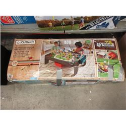 Kid Kraft City, Vehicle & Activity Table