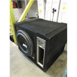 Kenwood Bassworx Automotive Sub Woofer
