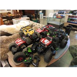 Rock Crawlers & Other R/C Toys