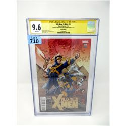 "Signed & Graded 2016` ""All-New X-Men #9"" Comic"