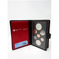 1980 Canadian Double Dollar Coin Set