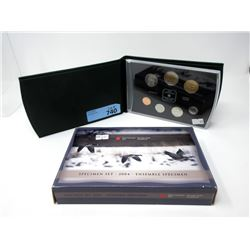 2004 Specimen Set of Canadian Coinage