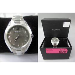 New in Box Ladies Bulova Watch
