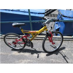 "21 Speed SuperCycle ""MBX-5000"" Mountain Bike"