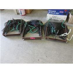 3 Crab Traps