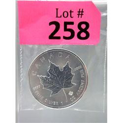 1Oz Canada .9999 Silver Maple LeafCoin