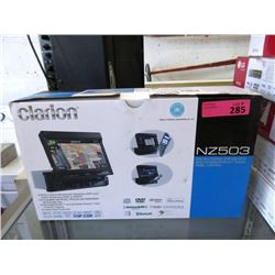 Clarion Auto DVD Multimedia Station