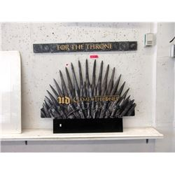 2 Game of Thrones Advertisements