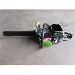 Green Works Cordless Chain Saw