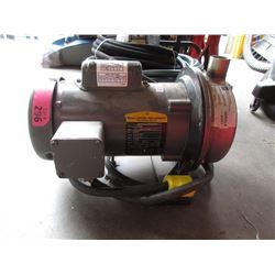 Low Voltage Pump