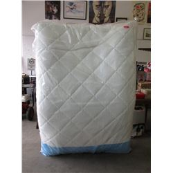 New Full Size Double Tight-Top Mattress