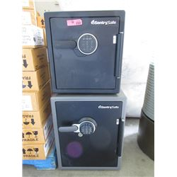 2 Sentry Safes - Store Return