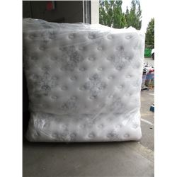 New King Size Pillow Top Mattress