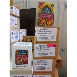 3 Cases of Pad Thai Noodles & 1 Pad Thai Sauce