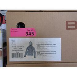 Ladies New Bare Bella Coola Jacket - Size L