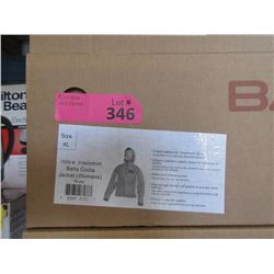 Ladies New Bare Bella Coola Jacket - Size XL