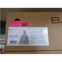 New Bare Vedder Jacket - Size XL