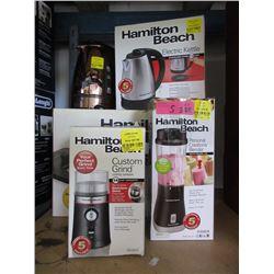5 Hamilton Beach Small Kitchen Appliances