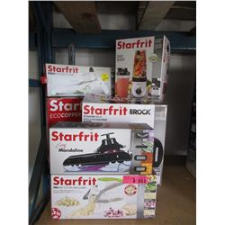 7 Starfrit Small Kitchen Appliances