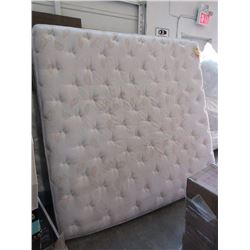 New King Size Serta Pillow Top Mattress