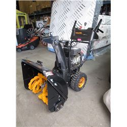 Poulon Pro 24  208cc Snow Blower