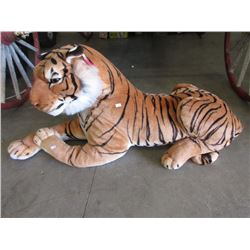 New 3 Foot Long Stuffed Tiger