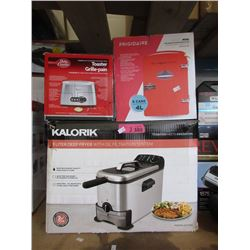 Kalorik Deep Fryer & More - Store Returns