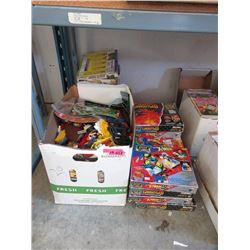 Assorted LEGO, LEGO Like Toys & More