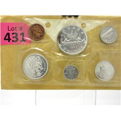 1965 Uncirculated Canadian Proof-Like Coin Set