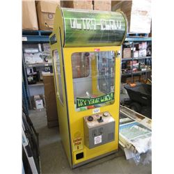 """Commercial Coin Operated """"Ultra Claw"""" Machine"""