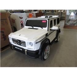 Mercedes AMG Battery Operated Kid's Truck