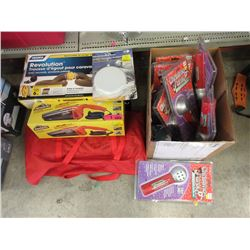 4 Assorted Tools & Toys - Store Returns