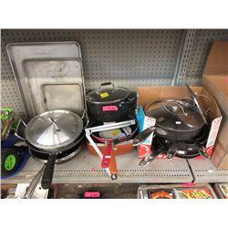 15 Assorted Cookware - Store Returns