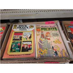 70+ Assorted Comics