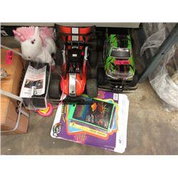 6 Assorted Children's Toys - Store Returns