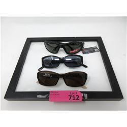 3 New Pairs of Polarized Sunglasses