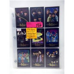 "1996 Apple Corps ""The Beatles""  100 Card Set"