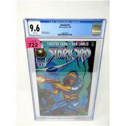"Graded 1996 ""Star Lord #1"" Marvel Comic"