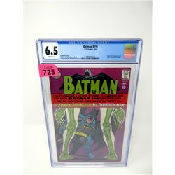 "Graded 1967 ""Batman #195"" DC Comic"