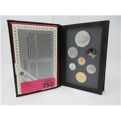 1994 Canadian Double Dollar Coin Set